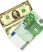Минимальная цена покупки доллара в банках Тюмени сегодня- 23,50 руб.
