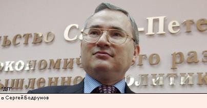 Сергей Бодрунов