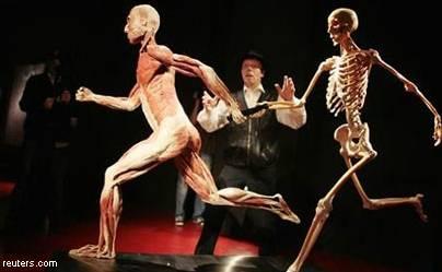 Немец делает бизнес на телах умерших людей