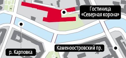 В Петербурге снесут отель, который считают