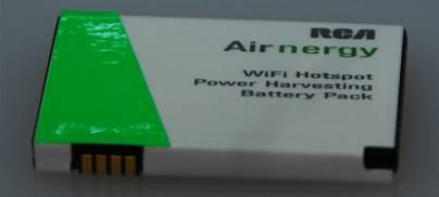 Мобильные телефоны и КПК смогут заряжаться через Wi-Fi