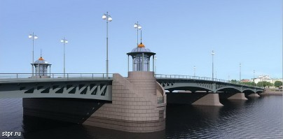 Ново-Адмиралтейский мост наводят на бюджет