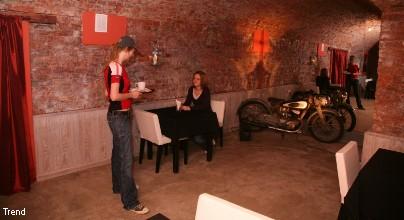 Грозный обзор: кафе Caffe'Italia