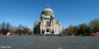 За Морской собор взялись москвичи