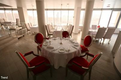 Грозный обзор: ресторан Vinsanto
