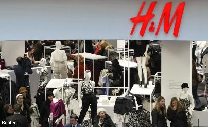 Один из крупнейших в мире ритейлеров одежды - шведская Hennes & Mauritz...