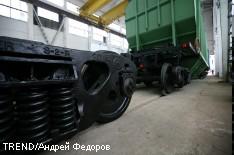 В Тихвине запустили первую очередь литейного производства вагоностроительного завода