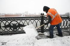 В Петербурге построили первую снегоплавильную камеру
