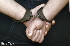В Петербурге арестован член банды
