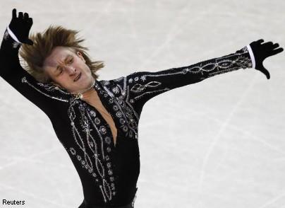 Плющенко готовится к Олимпиаде - 2014