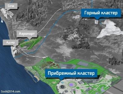 Рунет размышляет о послеолимпиадном будущем Сочи