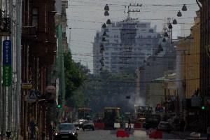 Минобороны РФ собирается реализовать бывшие казармы на Литейном проспекте