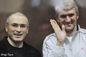Суд решил, сколько будет сидеть Ходорковский