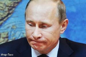 Путин не отдает медведеву деньги