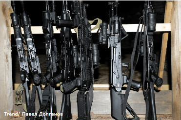 российские пистолеты фото