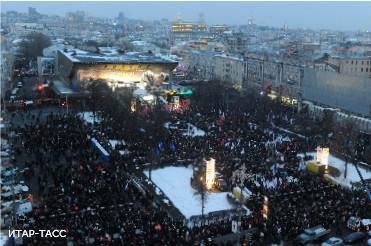 Оппозиция готова провести 10 марта митинг без шествия