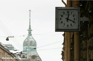 Кремль одобрил переход на зимнее время в 2013-м
