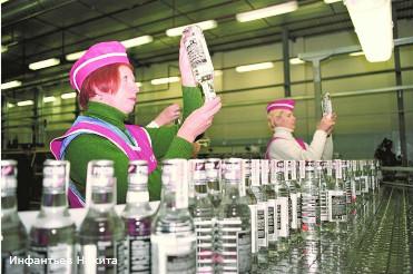 Производителей алкоголя планируют лишить бюджетных субсидий