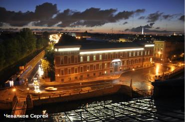 Путинцы делают деньги на всем: При переезде петербургского музея ВМФ обнаружены финансовые нарушения на сумму 735 млн рублей