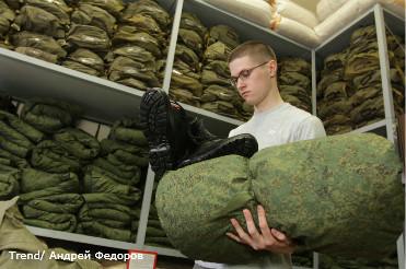 Начинается весенний призыв 2013 в армию
