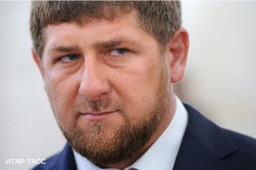 Глава чеченской республики рамзан