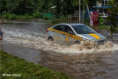 Наводнение на дальнем востоке 2013 в