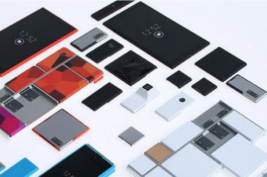 Смартфон - конструктор из модулей