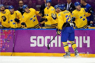 Олимпийский хоккей 2014-Финал.