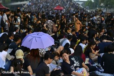 Беспорядки в Гонконге: власти Китая призвали США не вмешиваться в ситуацию