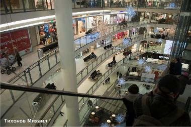 Ввод торговых площадей в Петербурге сократился почти вдвое
