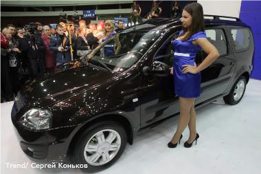 """Продажи """"АвтоВАЗа"""" в сентябре выросли на 38%"""