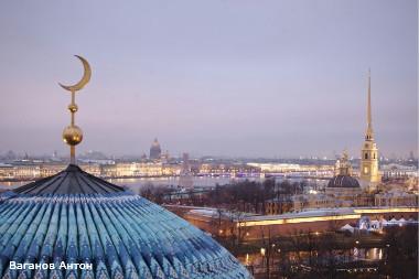 В Петербурге построят третью мечеть