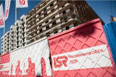 """Прибыль """"группы ЛСР"""" выросла на 70%"""