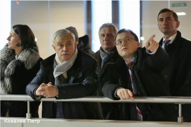 георгий полтавченко присвоит каждой сосульке имя главы района
