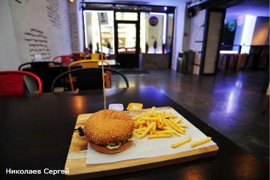 Бургерных street burger в 2015 году откроет в
