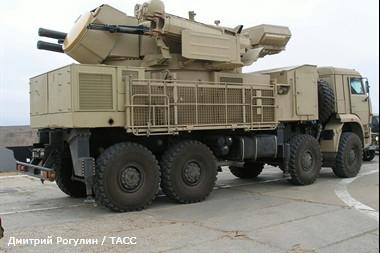 ВС России взяли на вооружение новую ракету для ПВО