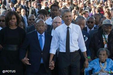 Привет, Twitter! Барак Обама засветился всоцсетях