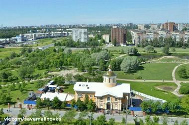 георгий полтавченко поддержал борцов застройкой парка малиновка