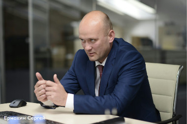 Алексей Балыкин, генеральный директор glorax development.