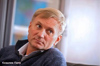 """Директор """"Евроавто"""" Игорь Комолов."""