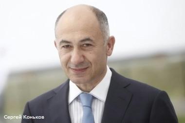 Эрман Ылыджак, президент Renaissance Construction (состояние $1,65 млрд, по оценке Forbes).