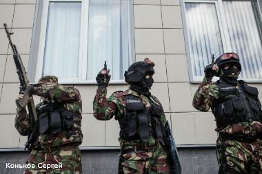 Антитеррористические учения в школе №655 Приморского района.
