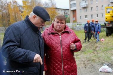 георгий полтавченко подписал отставку главы калининского района евгения