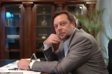 """Юрий Васильев, совладелец ООО """"ТРЦ """"Голливуд"""""""