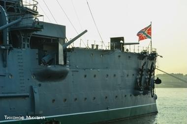 георгий полтавченко назвал идеальную дату возвращения крейсера аврора