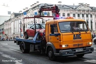 Петербургский комитет по тарифам представит новые тарифы на эвакуацию авто 1 сентября