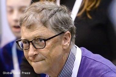 билл гейтс потерял звание богатейшего человека мире