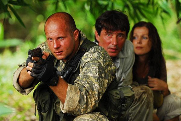 В актёрский состав ленты Ключ Саламандры вошли также Рутгер Хауэр.