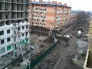 """купить квартиру в Краснодаре можно дешевле в """"самостроях"""", поэтому некоторые выступают против их сноса                (Фото: Фото: vk.com/shanhaikrasnodar)"""