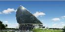 Здание спроектировано так, что все номера с видом на море